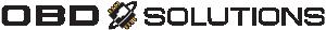 OBD Solutions logo